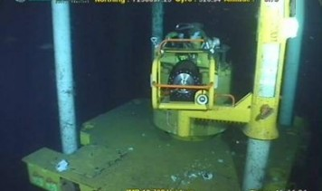 Completed - Subsea leakage detection system using video analysis